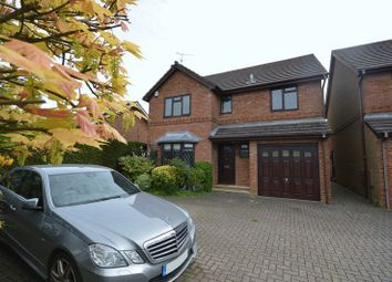 Thumbnail 3 bed detached house to rent in Orchard Drive, Liphook Road, Lindford, Bordon