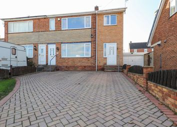 Thumbnail 4 bed semi-detached house for sale in Windsor Rise, Aston, Sheffield