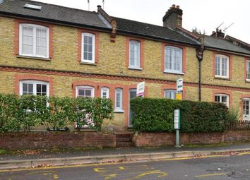 Thumbnail 3 bed terraced house for sale in Lesbourne Road, Reigate, Surrey