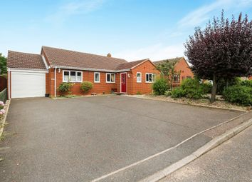Thumbnail 3 bed detached bungalow for sale in Richmond Park, Attleborough