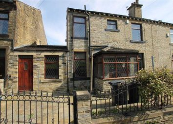 Thumbnail 3 bed end terrace house for sale in Mill Carr Hill Road, Oakenshaw, Bradford