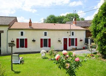 Thumbnail 3 bed property for sale in Lathus-St-Remy, Vienne, France