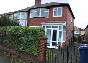 Thumbnail 3 bed semi-detached house to rent in Bishops Rd, Prestwich