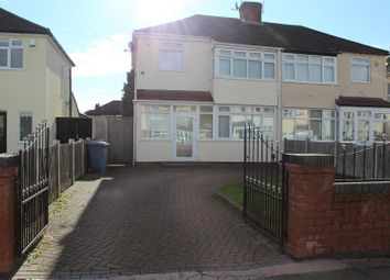 Thumbnail Semi-detached house for sale in Mossgate Road, Dovecot, Liverpool