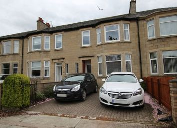 Thumbnail 3 bed terraced house for sale in Overtoun Avenue, Dumbarton