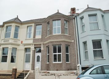 Thumbnail 1 bed flat to rent in South View Terrace, Plymouth