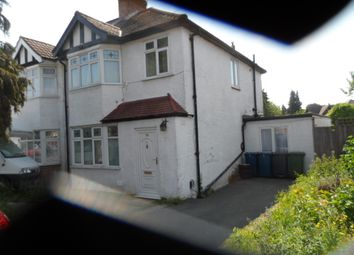 Thumbnail 6 bed semi-detached house to rent in Oakleigh Avenue, Burnt Oak