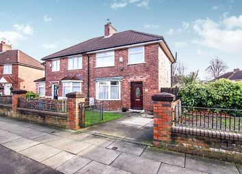 Thumbnail 3 bed semi-detached house for sale in Fairmead Road, Liverpool