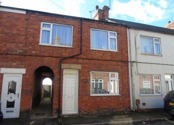 Thumbnail 3 bed terraced house for sale in Nesbit Street, Bolsover, Chesterfield