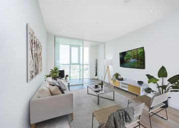 Thumbnail 1 bed flat for sale in Sky Gardens, Wandsworth Road, Nine Elms
