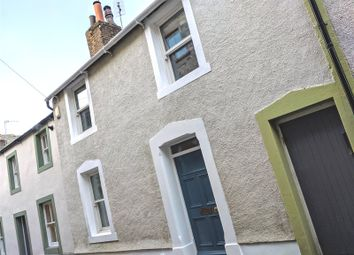 Thumbnail 3 bed terraced house for sale in 34 Challoner Street, Cockermouth, Cumbria