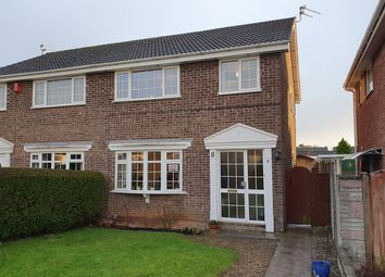 Thumbnail 3 bed semi-detached house for sale in Somerset Avenue, Yate