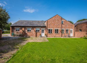 Thumbnail 4 bed barn conversion for sale in New Street, Halsall, Ormskirk