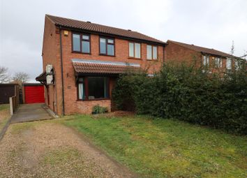 Thumbnail 2 bedroom semi-detached house for sale in Thurlow Court, Lincoln