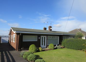 Thumbnail 2 bed semi-detached bungalow for sale in Cemetery Road, Hatfield, Doncaster