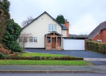 Thumbnail 3 bedroom detached house for sale in Rednal Hill Lane, Birmingham