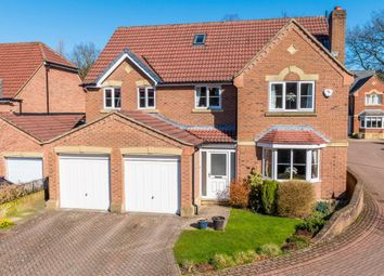 Thumbnail 6 bed detached house for sale in Birch Mews, Adel
