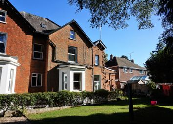 Thumbnail 2 bed flat for sale in 126 Reading Road South, Fleet