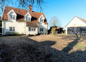 4 bed detached house for sale in Mellis, Eye, Suffolk IP23