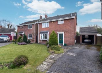 Thumbnail 3 bed property for sale in Chestnut Close, Tarporley