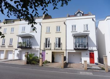 Thumbnail 3 bed terraced house for sale in Burlington Road, Portishead, Bristol