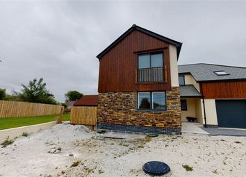 Thumbnail 4 bed detached house for sale in Orchard Close, Trewoon, St Austell