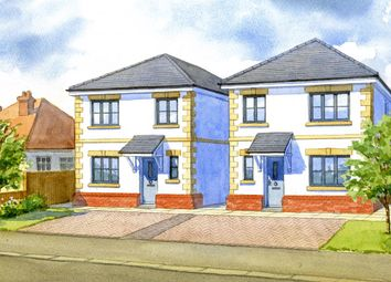 Thumbnail 4 bed detached house for sale in Glyn Y Marl Road, Llandudno Junction