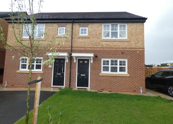 Thumbnail 3 bed semi-detached house for sale in Jackfield Way, Skelmersdale