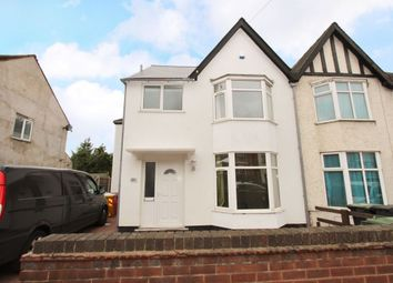Thumbnail 6 bed semi-detached house to rent in Queens Road, Beeston, Nottingham