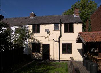 Thumbnail 2 bed end terrace house for sale in Chapel Street, Belper