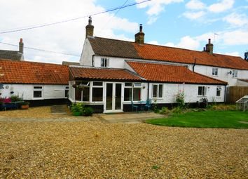 Thumbnail 4 bed cottage to rent in West End, Northwold, Thetford