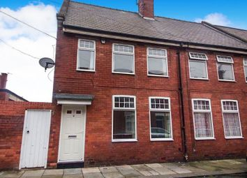 Thumbnail 3 bed semi-detached house to rent in Oxford Street, Blyth