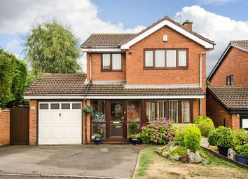 Thumbnail 4 bed detached house for sale in Shugborough Way, Heath Hayes, Cannock