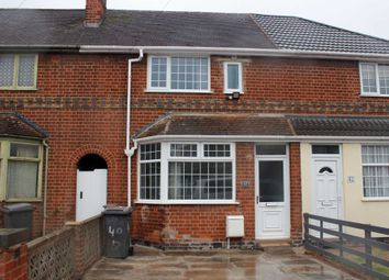 Thumbnail 3 bed town house to rent in Rotherby Avenue, Leicester