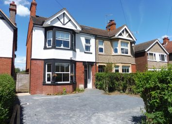Thumbnail 3 bedroom semi-detached house for sale in Hill View, Newport Pagnell