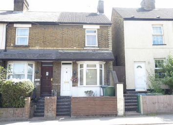 Thumbnail 2 bed end terrace house for sale in Pinner Road, Oxhey Village, Watford