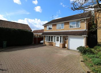 Thumbnail 4 bed detached house for sale in Raven Close, Horsham