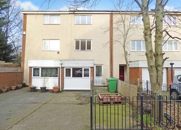 Thumbnail 4 bed terraced house to rent in Todd Close, Clifton, Nottingham