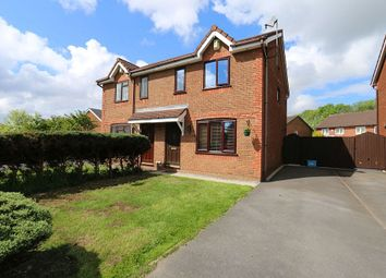 Thumbnail 3 bedroom semi-detached house for sale in Whinsands Close, Fulwood, Preston, Lancashire