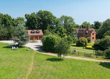 6 bed detached house for sale in Breach Lane, Claverdon, Warwick, Warwickshire CV35