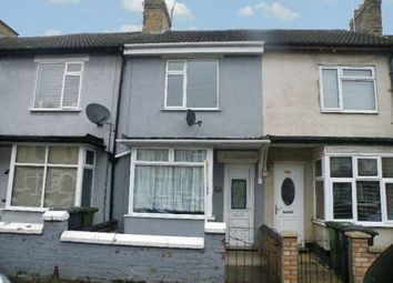 Thumbnail 3 bed terraced house to rent in Belsize Avenue, Woodston