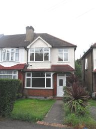 Thumbnail 3 bed semi-detached house to rent in Braemar Road, Worcester Park