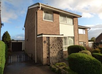 Thumbnail 3 bed semi-detached house for sale in Vicarage Drive, Kendal, Cumbria