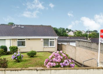 Thumbnail 2 bedroom semi-detached bungalow for sale in Downfield Walk, Plympton, Plymouth