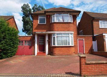 Thumbnail 3 bed detached house for sale in Honister Gardens, Stanmore