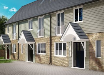 Thumbnail 3 bed terraced house for sale in Maidstone Road, Blue Bell Hill, Chatham