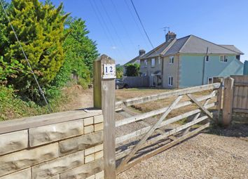 Thumbnail 4 bed semi-detached house for sale in North Cheriton, Templecombe