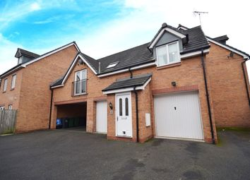 Thumbnail 2 bed flat for sale in Mare Close, Whitchurch
