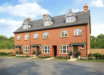 Thumbnail 4 bed end terrace house for sale in The Mulberries, Hatfield Road, Witham, Essex