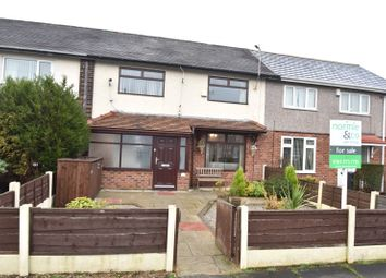 Thumbnail 3 bed terraced house for sale in Glaze Walk, Whitefield, Manchester, Greater Manchester